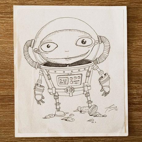Gt spaceman sq