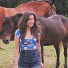 Small mariposa horses stephy