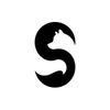 Small logo black square