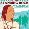 Small standing rock