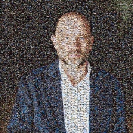 Matt mosaic   50 small