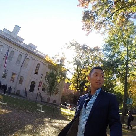 Harvard walk