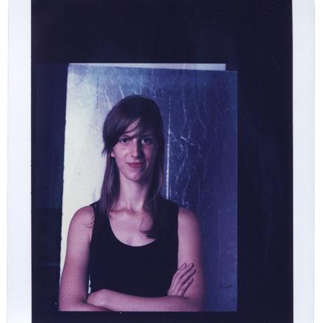 Johanna polaroid