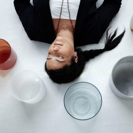 Sara auster   crystal bowls