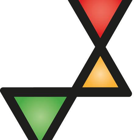 Jangling colour symbol