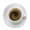 Small coffee small