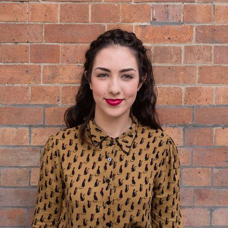 Georgina pratten colour