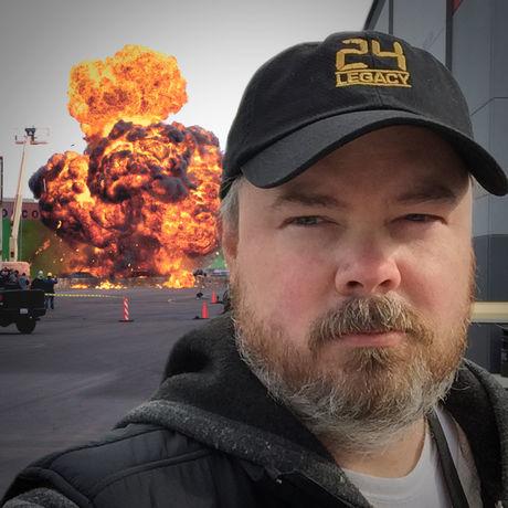 Explosion avatar