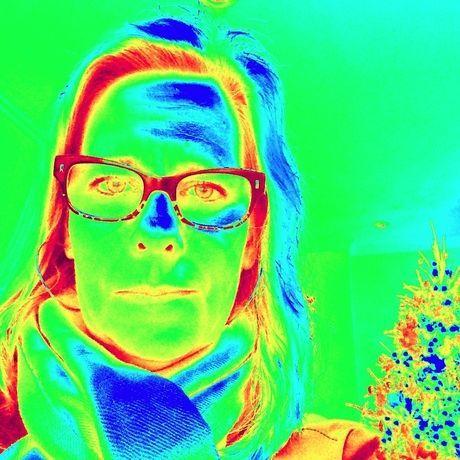 Warhol headshot