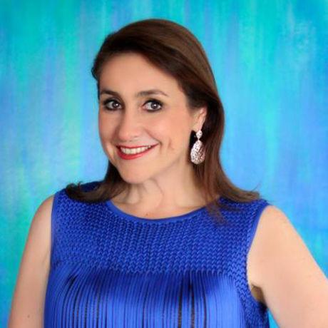 Tanya azul