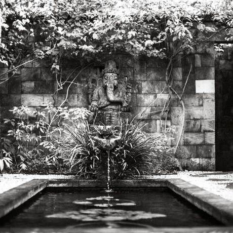 Ganesha water garden