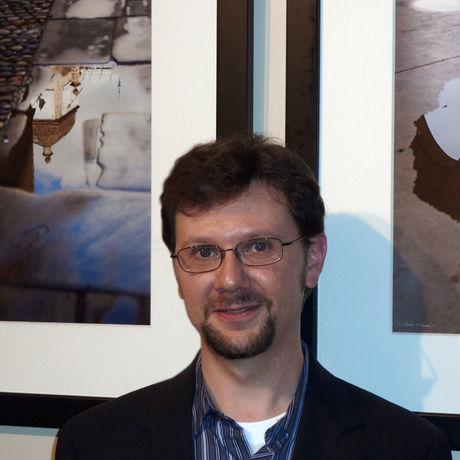Tom kinsel portrait