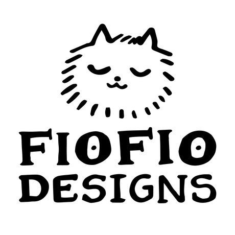 Fiofio designs logo bw nov 2017