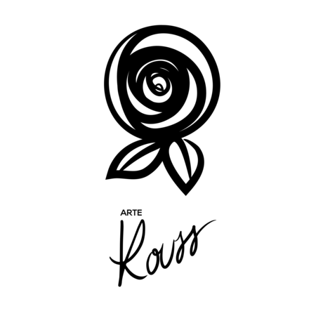Rouss imagotipob w logo