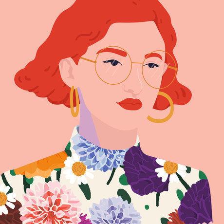 Petra eriksson flower girl 2