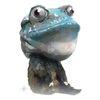 Small gizzlyfrog v2