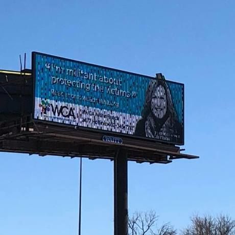 Sharon billboard