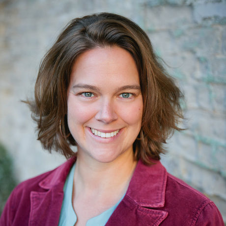 Heidi Andersen on CreativeMornings