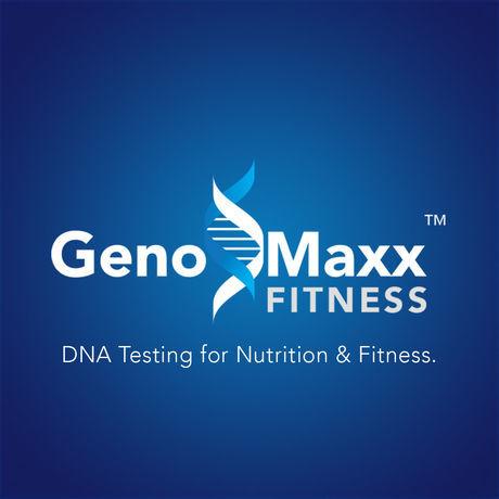 Genomaxx fitness logo dnatesting