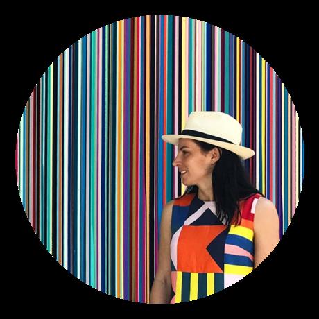 Colour profile pic side round