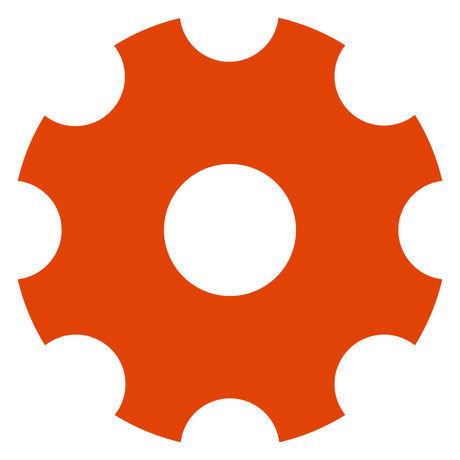 Dotworks icon orange 1024x1024