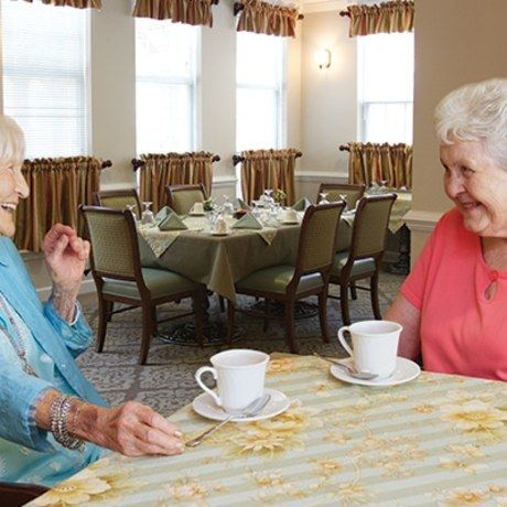 Why choose assisted living