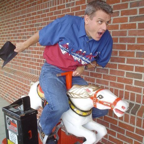 Tom on horse 2