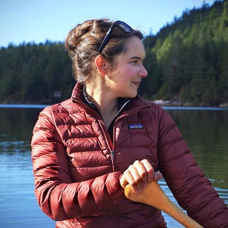 Trina canoe