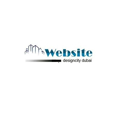 Dubai website design logo