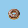 Small doughnut 1f369