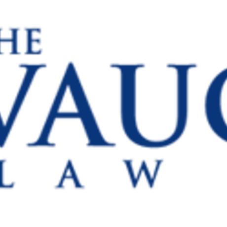 The vaughn law firm logo