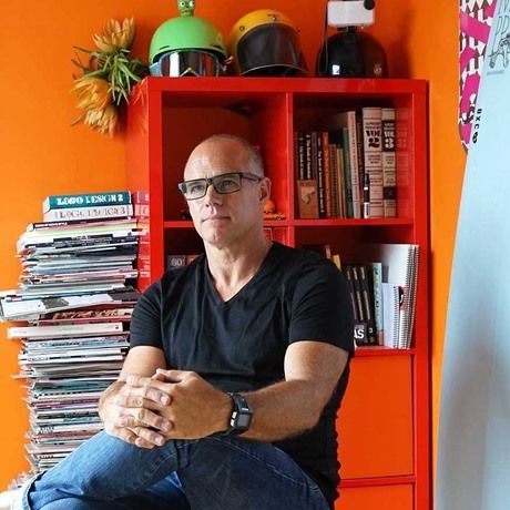 Drew dougherty creative branding director crp