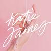 Small katiejames logo hand