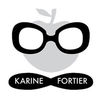 Small karine fortier logo