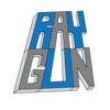Small raygun logo
