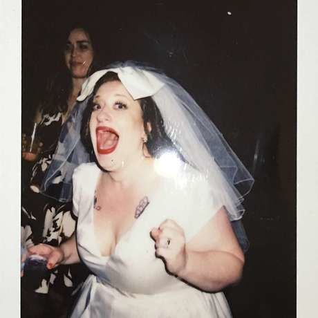 Nancy the bride