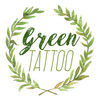 Small greentattoo