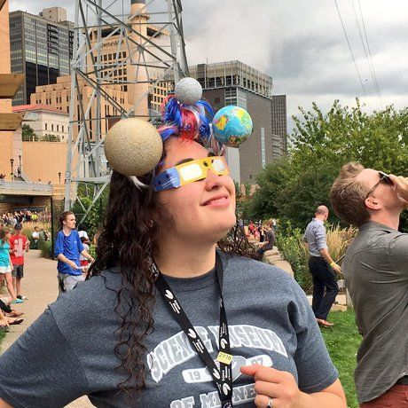 Zleave solar eclipse