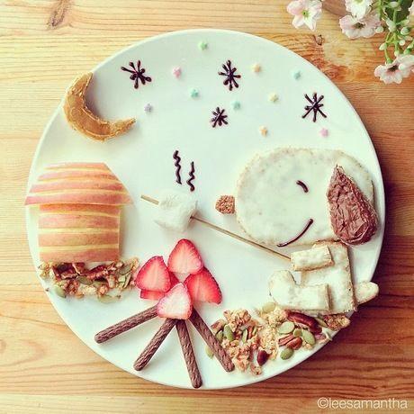 Idee per far mangiare verdure ai bambini samantha lee piatti creativi favole 23