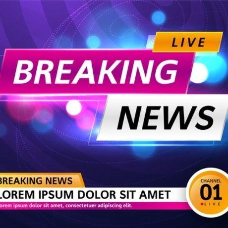 Breaking news live streaming tv banner 52683 36341