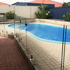 Small glass pool fencing baldivis 800x533