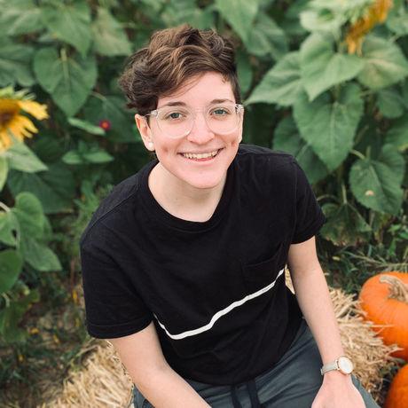 Pumpkin headshot