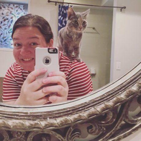 Me kitty