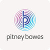 Small pitney bowes logo square