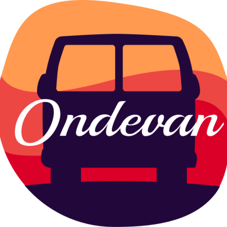 Ondevan campervan rental logo