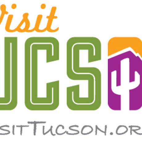 Visittucson logo with url