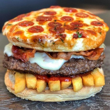 Q pizza burger or fries a yes 0 x