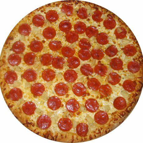 Pepperonipizza full