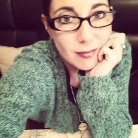 Jill with glasses