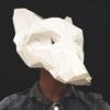 Small cabeza zorro 3d2